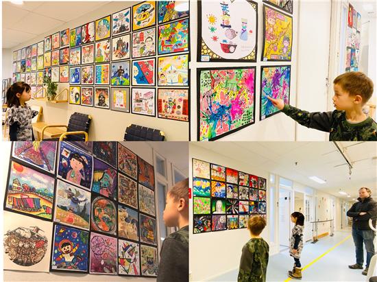 """2020走进芬兰Vimpeli""""遇见未来的自己""""国际儿童艺术巡展"""