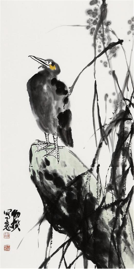 伯揆:情境赋予下的新写意花鸟画