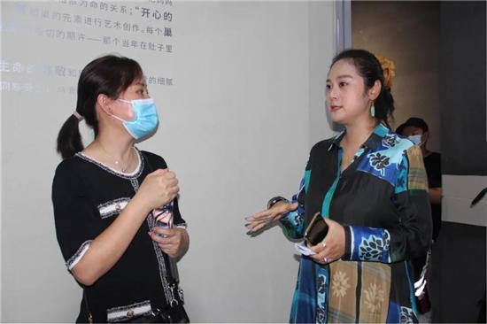 至儿―― 白一宏艺术珠宝个展在北京798凤凰含章艺术中心隆重开幕
