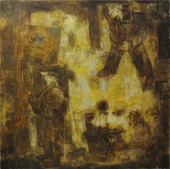 城市艺术客厅油画艺术邀请展8月15日在柳州开幕