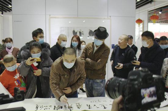 情满福莱山――当代中国画名家学术邀请展在烟台开发区成功举办
