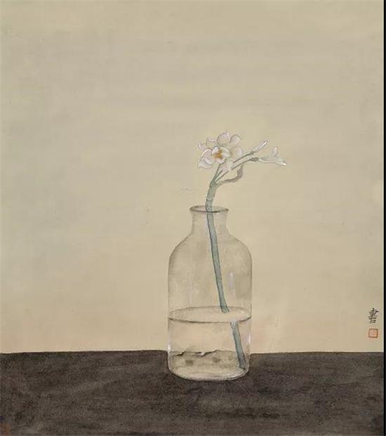 巩建磊庚子作品清赏--若能转物即如来 春暖山花处处开
