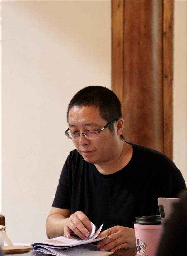 """""""中国汉字艺术教材编委会首届高峰论坛""""在黄山召开"""