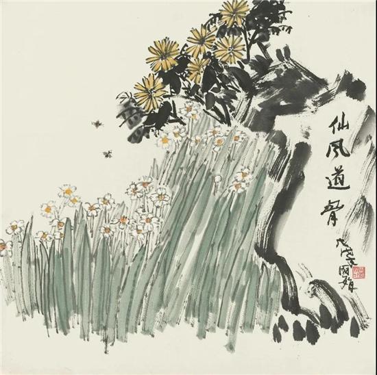 生生不息·史國娟水墨作品展在深圳美術館開幕