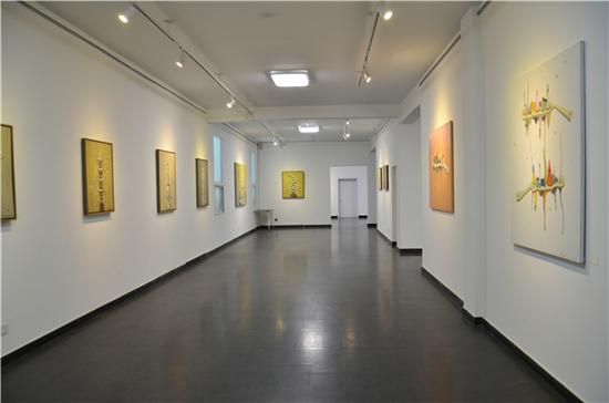 心灵的寓言――漆汉勇油画作品展在宋庄而已美术馆举行