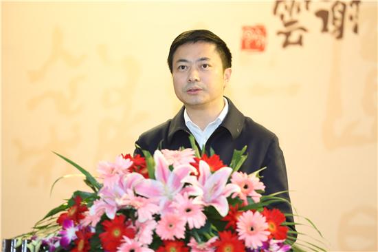 淘淬襟怀・谢云书画展在荣宝斋美术馆盛大举办