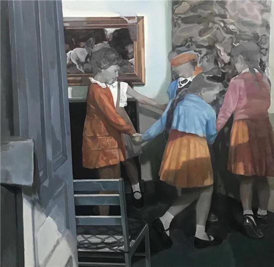 《有时跳舞——金蕾个人作品展》亮相于北京798艺术区共同艺术中心