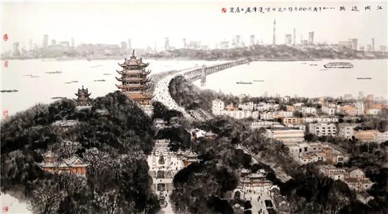 中国文化艺术发展促进会新丝路艺术工作委员会中国画名家邀请展