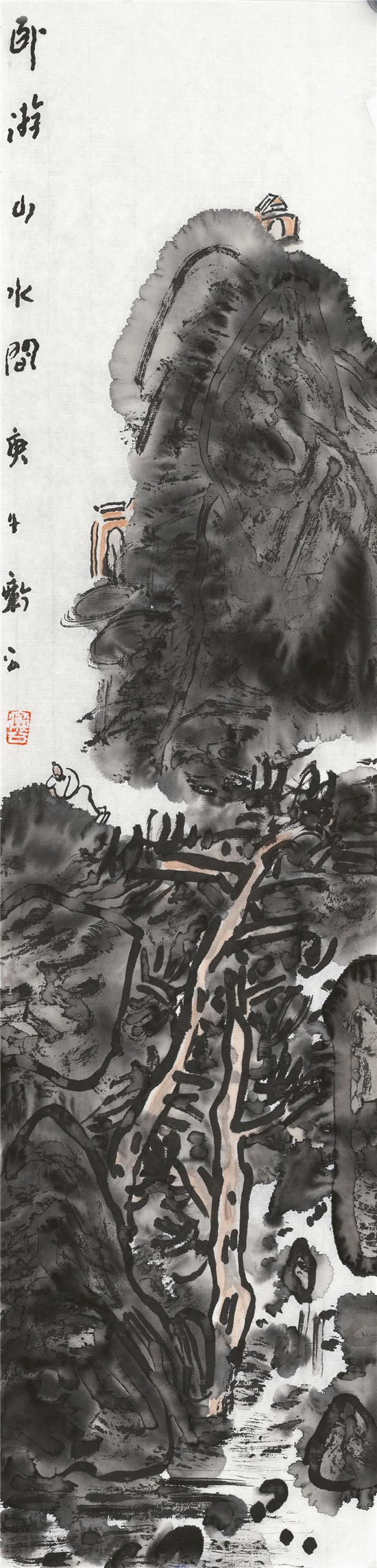 云展览|解衣��礴-魏维果国画作品全国巡展