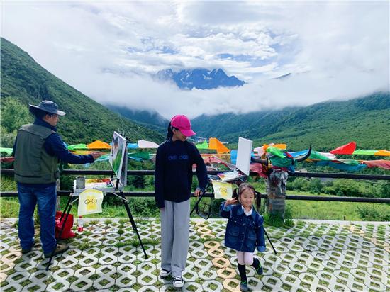 艺美视界展览推荐:一家人的西藏2020张建举作品展