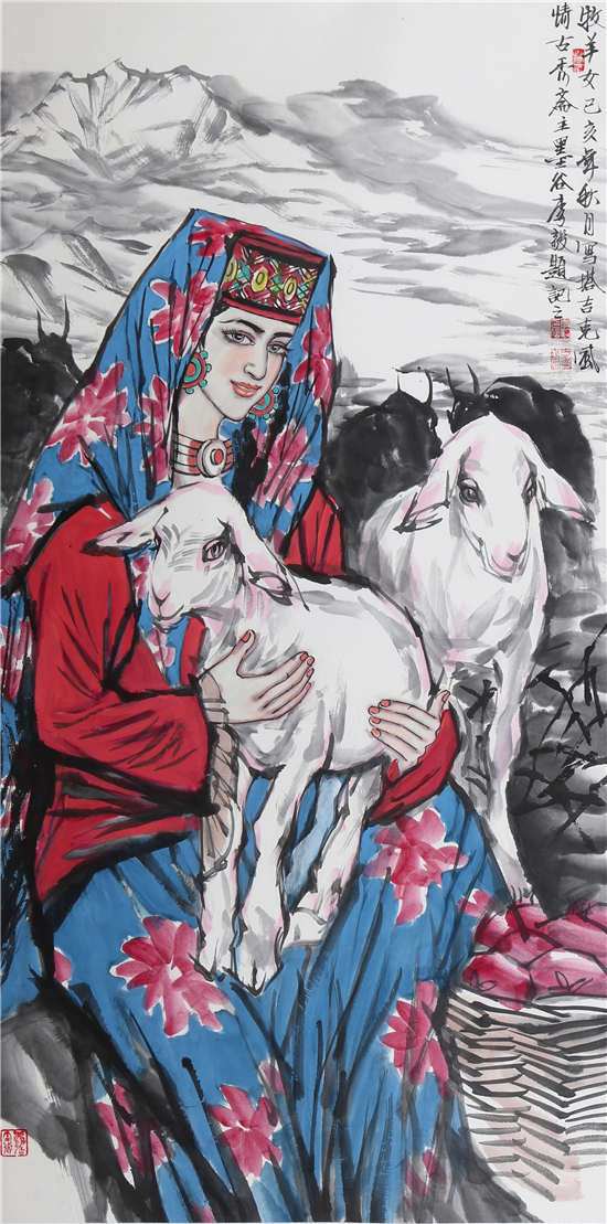展览预告:在那遥远的地方--李毅中国画作品展