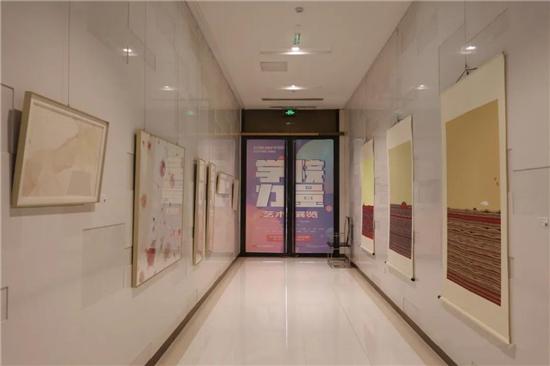 """2021""""学院力量""""艺术展览・在金宝汇共享艺术空间举行"""