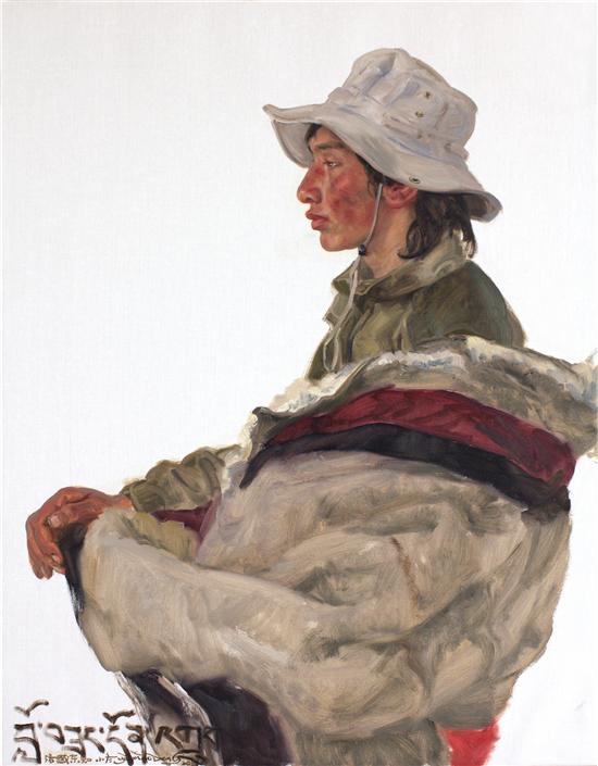 西藏面孔——于小冬油画展