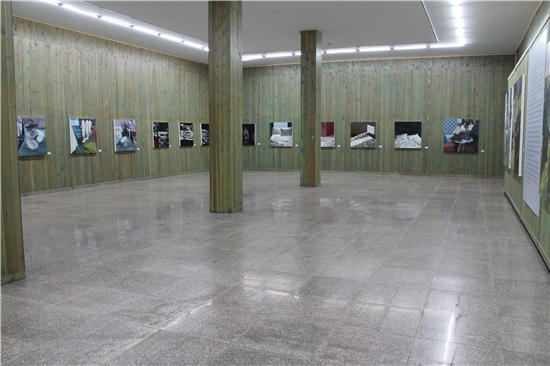 错位――金蕾个人作品展亮相于北京雅文美术馆