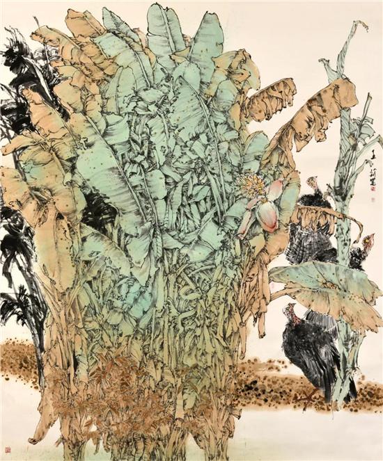 王莉·齐鲁文脉 心物一源——画家王莉/葛福柱/张在峰献礼家乡作品展