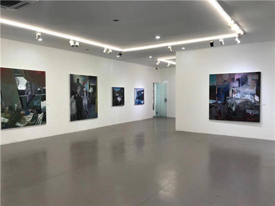 《有时跳舞――金蕾个人作品展》亮相于北京798艺术区共同艺术中心
